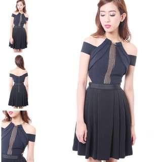 MDS Betsy Dress in Black