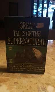 Great Tales of the Supernatural