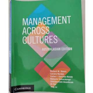 Management Cross Cultures, Cambridge