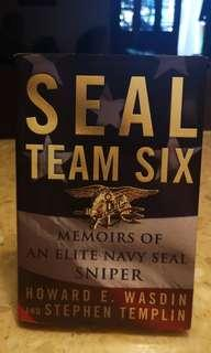 Seal Team Six Memoirs