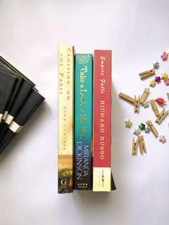 Book Bundle -English Novels, Romance