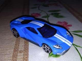Hotwheels - 17 Ford GT