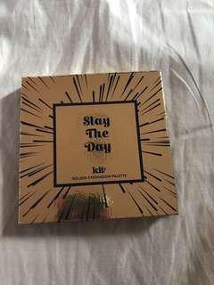 Slay the day golden eyeshadow kit