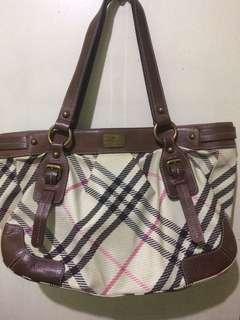 Original Burberry bag