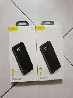 [Brand New] Baseus Qi wireless charging powerbank