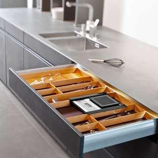 BUILT-IN KITCHEN SCALE WES 45