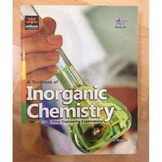 Arihant Textbook for Inorganic Chemistry for IIT JEE and other engineering examinations