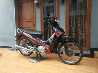 Honda Supra x 125 Dobel Disk Tahun 2007