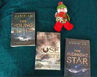 The Young Elites Series