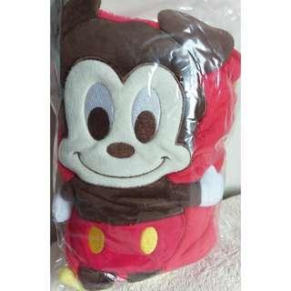🚚 全新~迪士尼披肩小毯子
