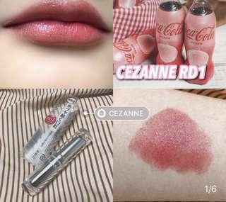 🚚 Cezanne口紅rd01