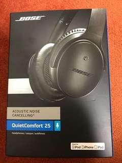 Bose QC 25 brand new