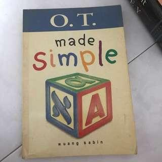 OT Made Simple by Huang Sabin