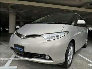 Toyota Estima 2.4 X 7-Seater Auto