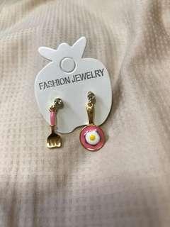 Cute fashionable earrings