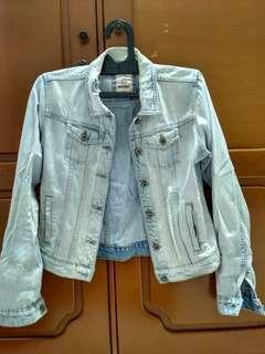 Jaket Jeans Nevada