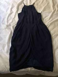 Pilgrim Navy Blue Dress