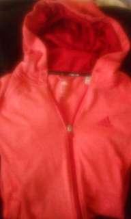 Adidas hoodie zipped