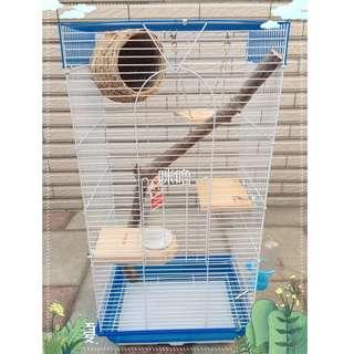 。╮♥寶貝咪嚕的家♥╭。~~抽屜式小蜜遊戲籠^.^適合:寵物鳥/蜜袋鼯等小動物