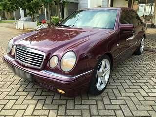 Mercedes Benz W210 E320 1997 Elegance Antieeek