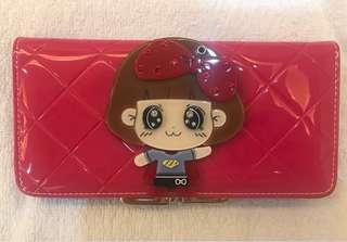 Special Edition Lady Fashion Blinking wallet