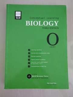 O level Biology 3rd edition by GLM