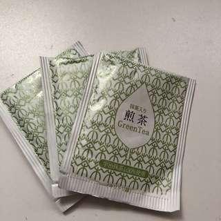 #Blessing Green Tea sachets