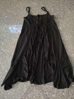 Pre-loved Osmose Black dress