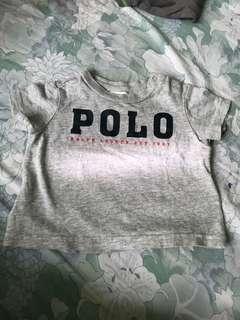 Ralph Lauren Tshirt for Baby 3M