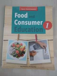 Secondary 1 Food and Consumer Education