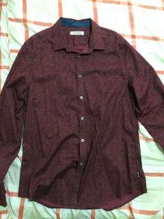 Red Ben Sherman Shirt
