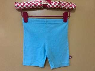 Hello Kitty blue baby shorts 24 months