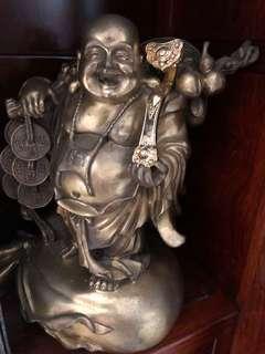 Bronze Laughing Lohan