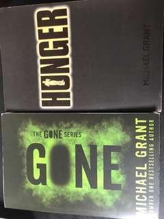 Gone & Hunger by michael grant