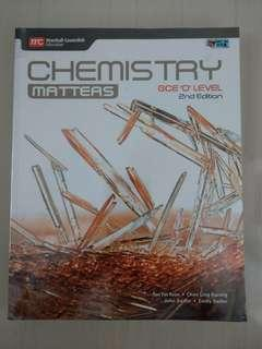Chemistry Matters O level