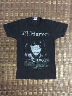 Pj harvey band t-shirt