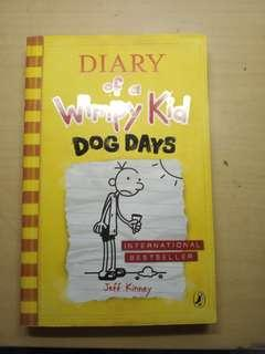 Diary of a Wimpy Kid-Dog Days