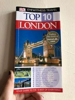 TOP 10 LONDON (Eyewitness travel)