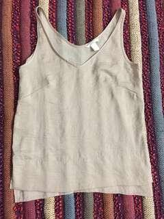 PRICE REDUCED!!! H&M  Tank Top - including postage to West Malaysia
