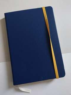 Limelight Unlined Notebook