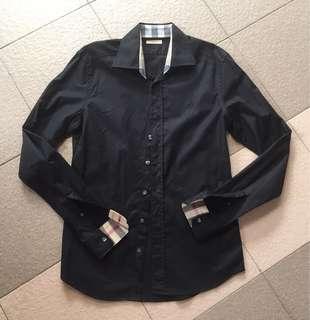 Authentic Burberry Brit long sleeve shirt turkey
