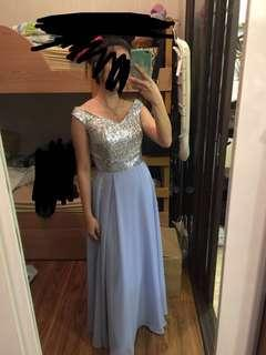 Debut and prom gown for rent