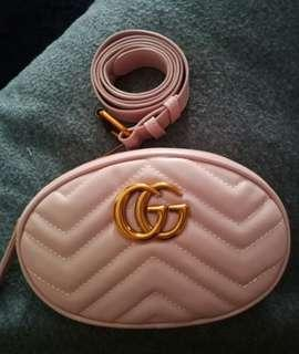 Gucci Marmont Belt Bag FREE 💌