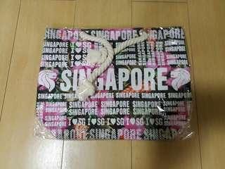 Singapore Souvenir Bag