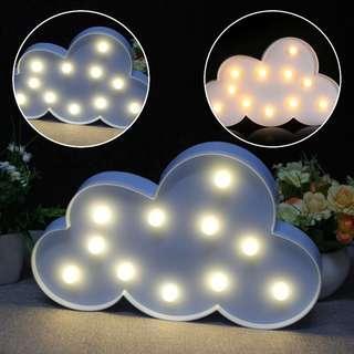 Cloud LED Night Light Decor [CR0030]