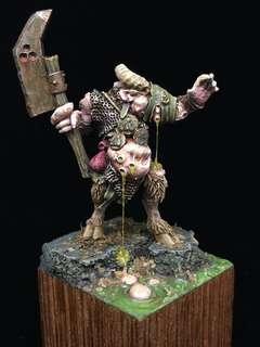 Warhammer Miniature Painting