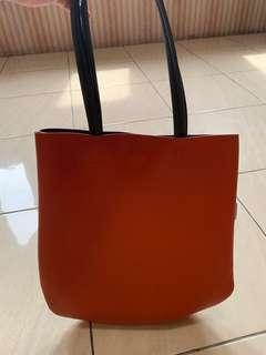 Miniso Tote Bag / Tas Tenteng / Cewek Wanita / Girl Woman