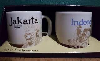 Starbucks Demitasse Mug
