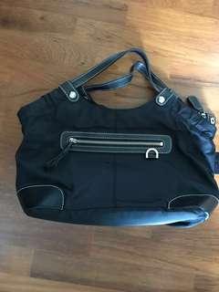 Authentic Agnes b handbag (black)