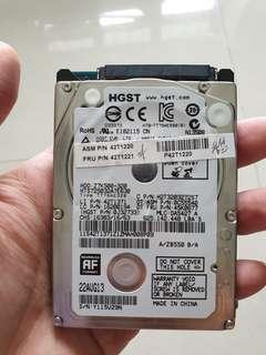 """320GB 2.5"""" Laptop Harddisk"""